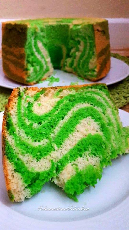 Marble Cake Food Coloring